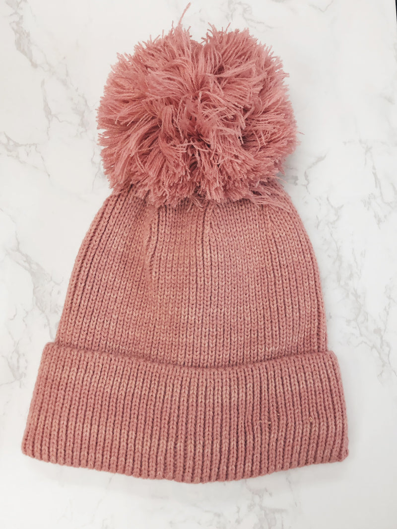 The Amy Pom Hat