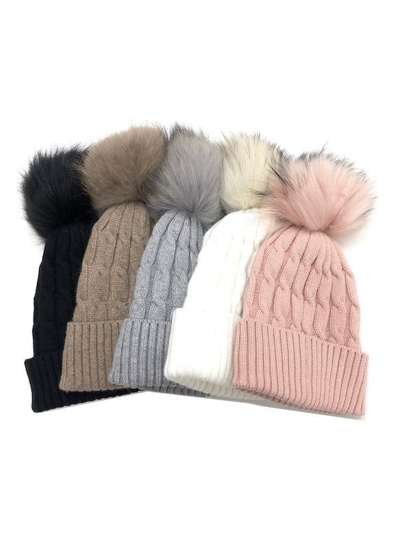 The Avery Pom Hat