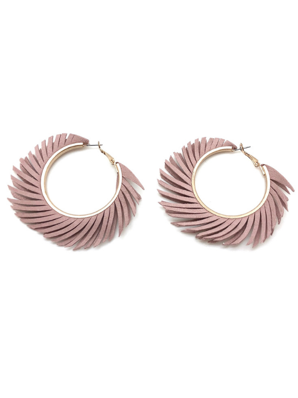 The Meadow Earring - Pink