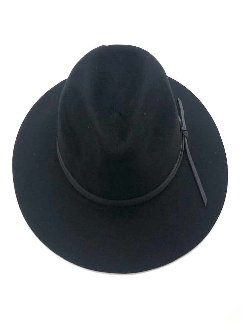 The Claire Hat - Black