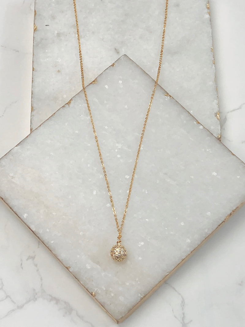 The Belle Necklace
