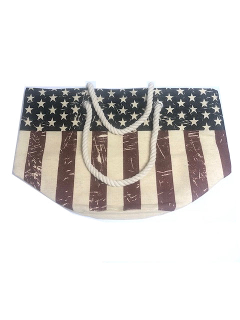 The Stars and Stripes Tote