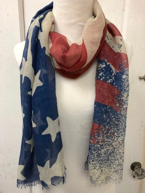 The USA Scarf
