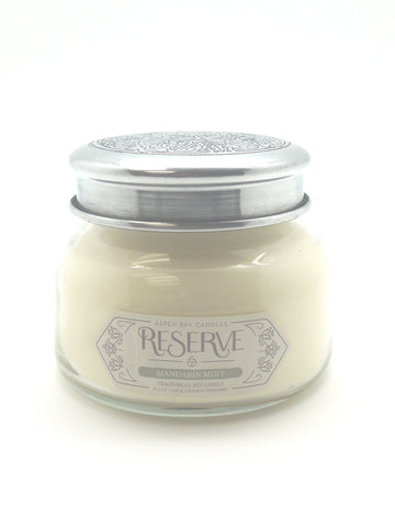 Signature Jar Candle - Mandarin Mint