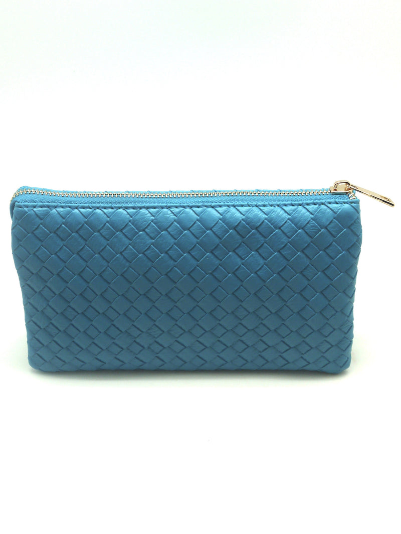 The LB Mint Woven Wristlet (14 Colors)