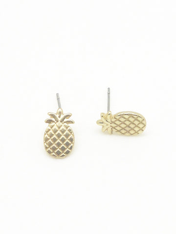 The Pineapple Earring