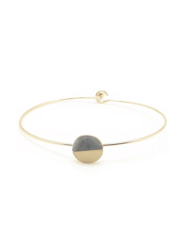 The Sloane Bracelet - Grey