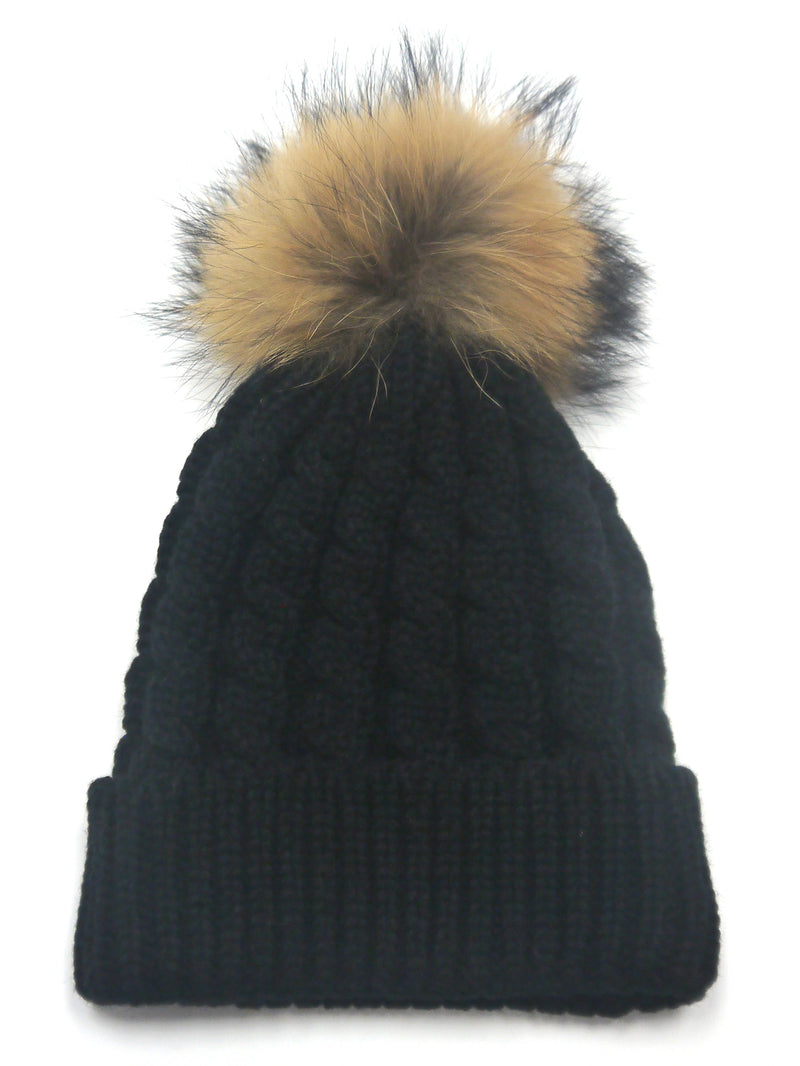 The Reese Fur Hat