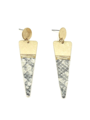 The Sophie Earring - 2 Colors