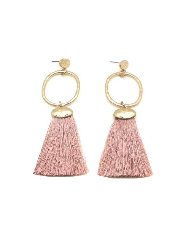 The Amy Earring - 3 Colors