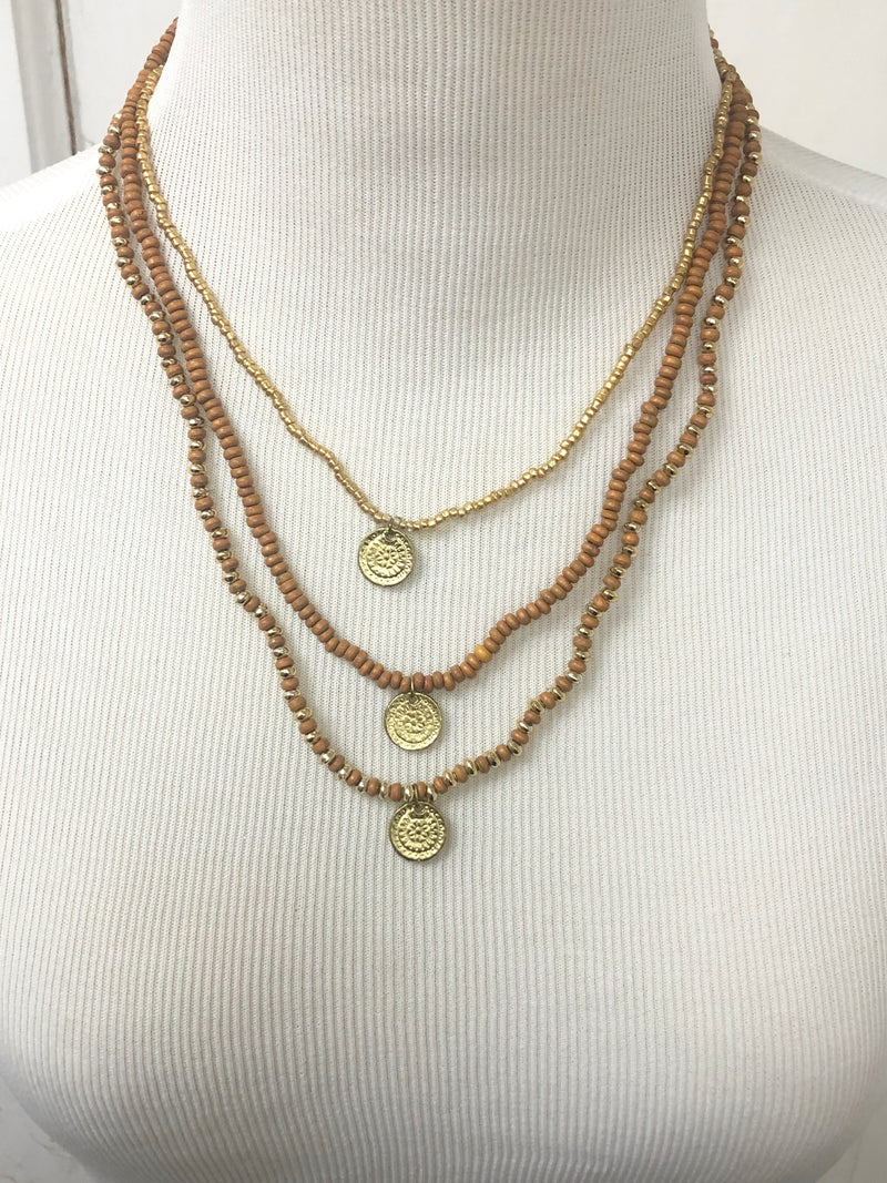 The Katie Necklace - 2 Colors