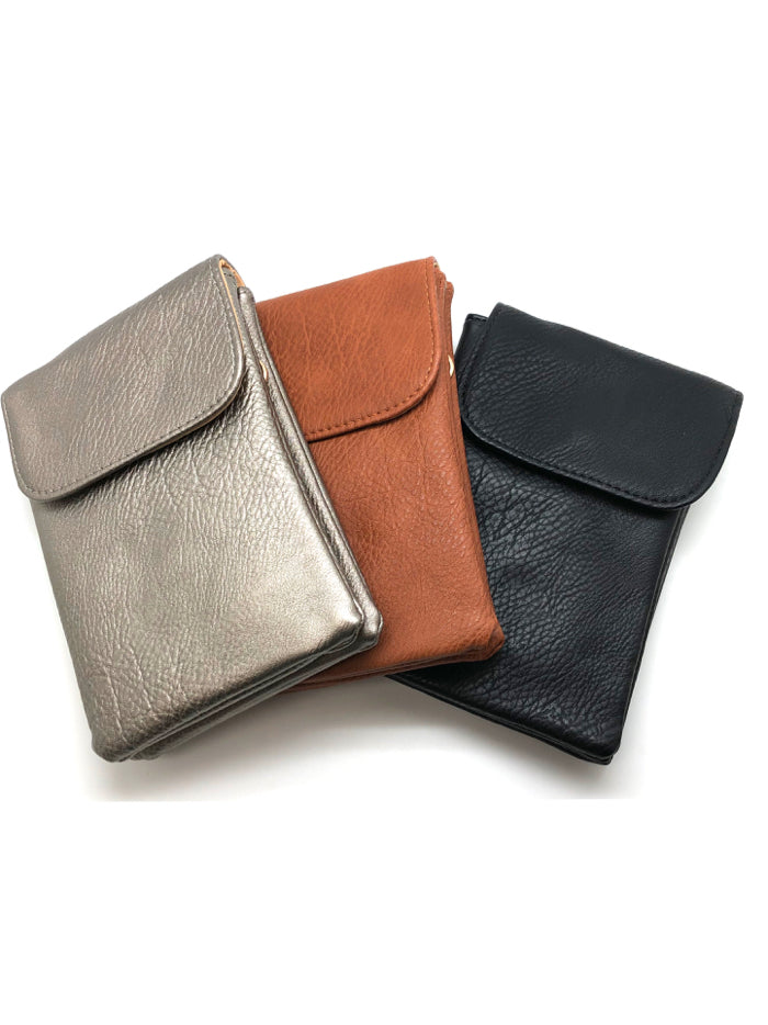 The Palmer Phone Crossbody Bag - 9 Colors