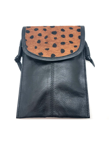 The Lindsay Leather Crossbody