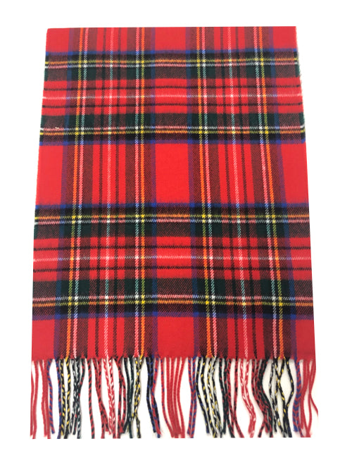 The Nora Scarf - Red