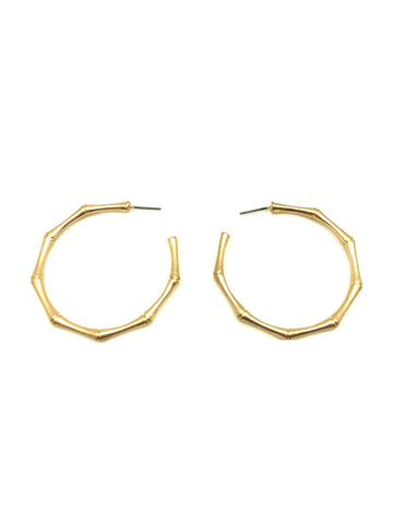 The Faune Hoop Earring
