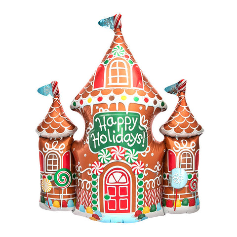 Giant Gingerbread House - 33 in