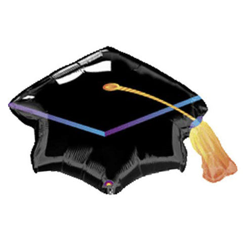 "Graduation Cap 36"" Balloon"