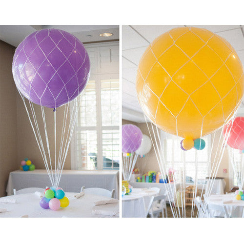 Balloon nets  inch celebration lane