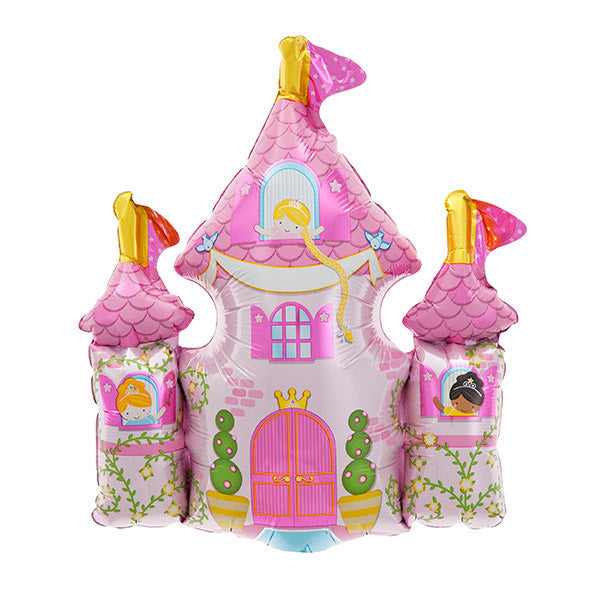 Princess Castle Balloon - 14 in