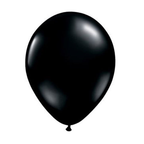 Balloons 24 in - Black