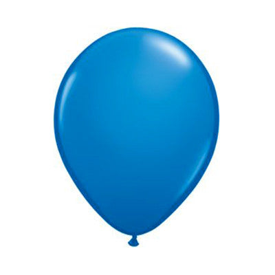 Balloons 16 in - Blue