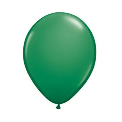 Balloons 16 in - Green