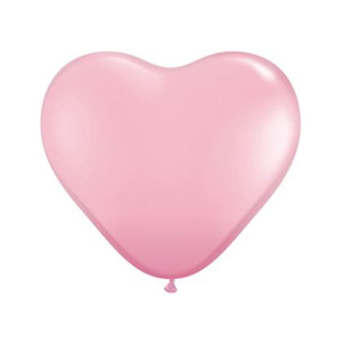 Heart Balloon 36 in - Light Pink