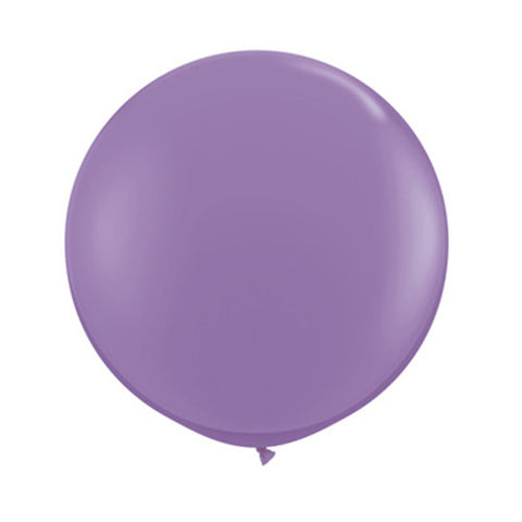 Balloons Round 36 in - Lilac