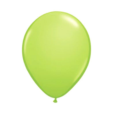 Balloons 16 in - Lime Green