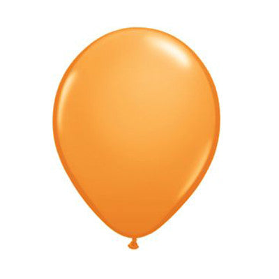 Balloons 16 in - Orange