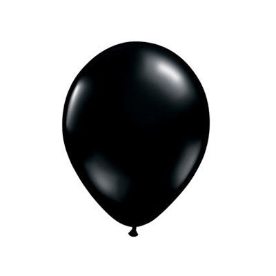 Balloons 11 in - Black