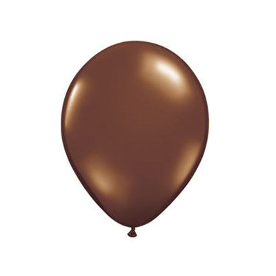 Balloons 11 in - Brown