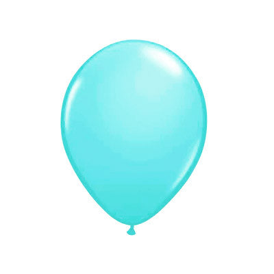Balloons 11 in - Caribbean Blue