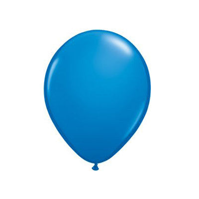 Balloons 11 inch - Blue