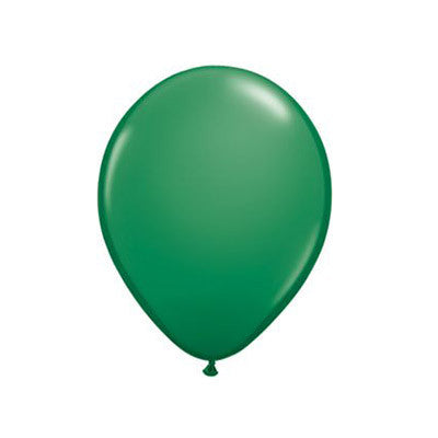 Balloons 11 in - Green