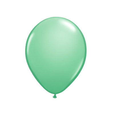 Balloons 11 in - Wintergreen