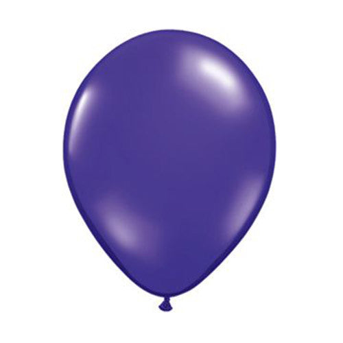 Balloons 24 in - Purple