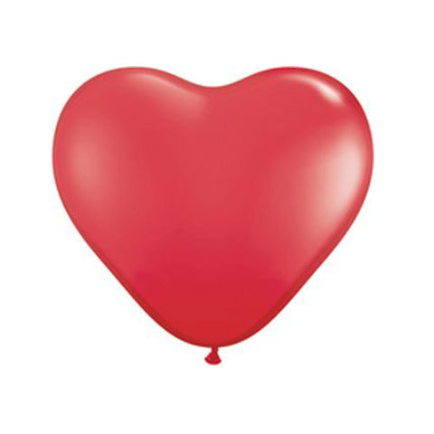 Heart Balloon 36 in - Red