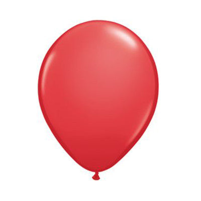 Balloons 16 in - Red
