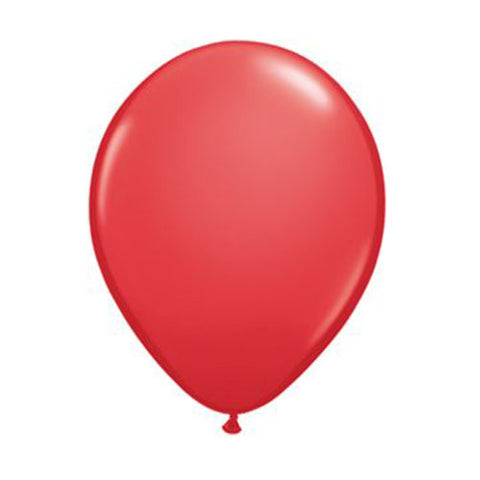 Balloons 24 in - Red