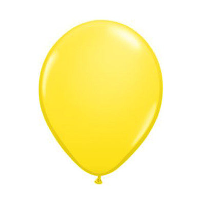 Balloons 16 in - Yellow