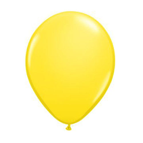 Balloons 24 in - Yellow