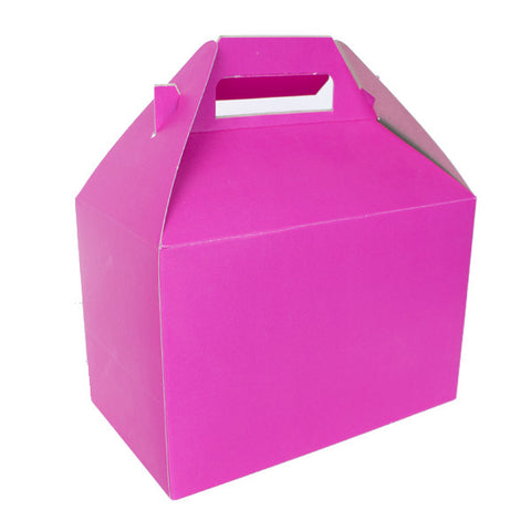Favor Box - Hot Pink (8x5x5)