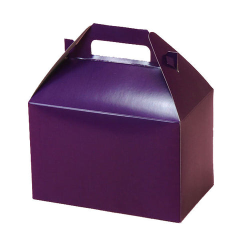 Favor Box - Purple (8x5x5)