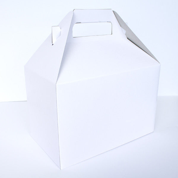 Favor Box - White (8x5x5)