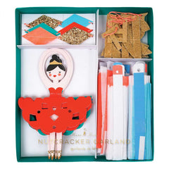 Meri Meri Nutcracker Ballet Garland Kit