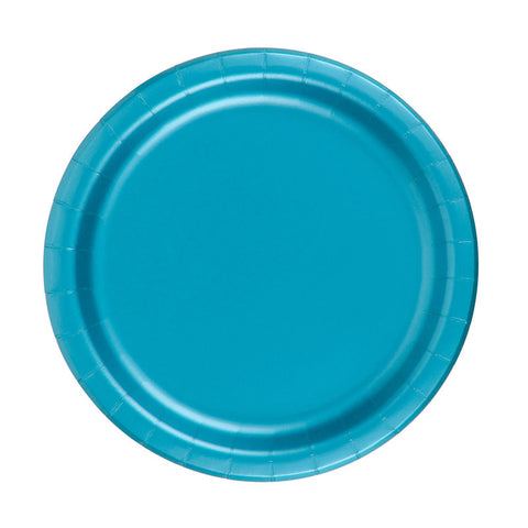Plates - Dark Turquoise (CLEARANCE)