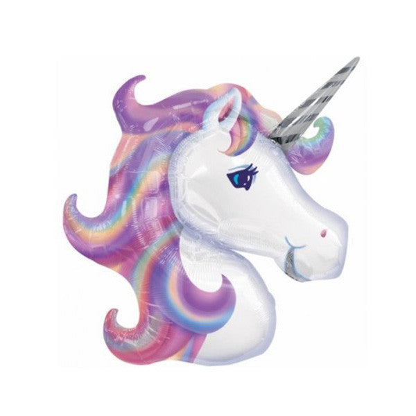 Unicorn Balloon Pastel - 33 inch