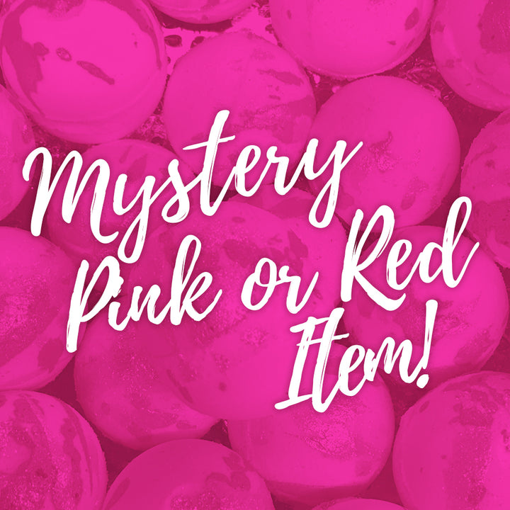Mystery Red or Pink Item
