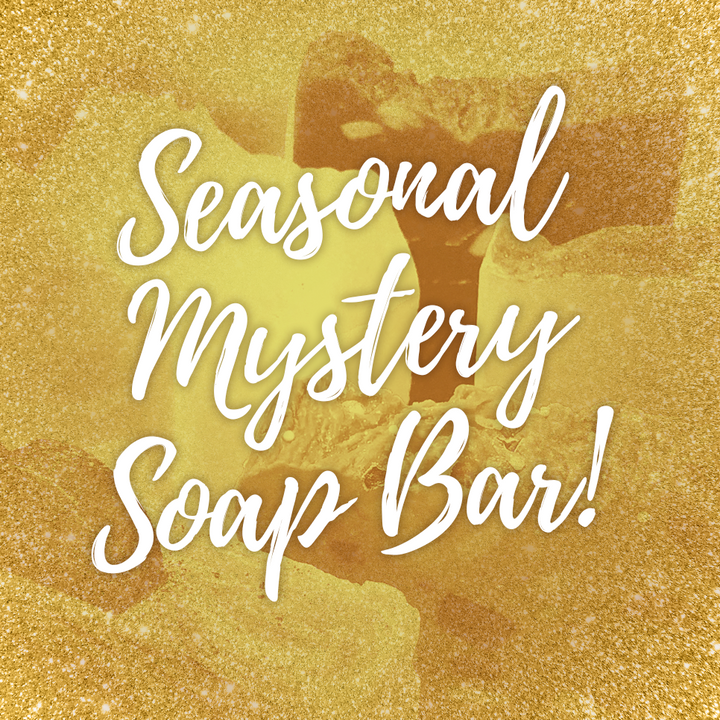 Seasonal Mystery Soap Bar